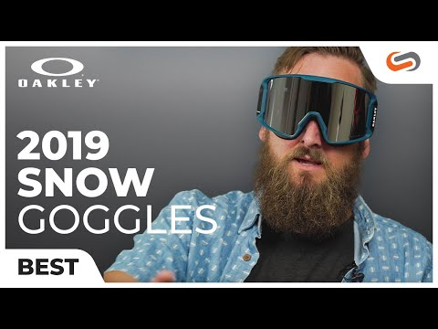 The Best OAKLEY Ski And Snowboarding Googles Of 2019 | SportRx