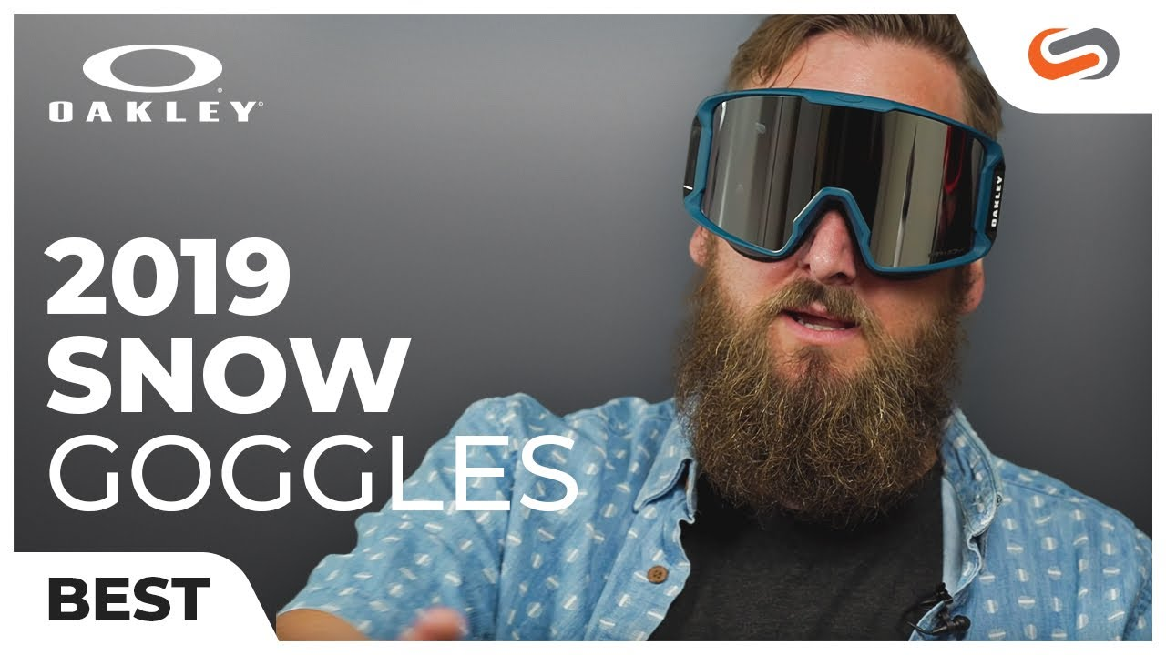 289fb6967164 The Best OAKLEY Ski and Snowboarding Googles of 2019 - YouTube
