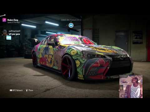 Need for speed game play AND CHILL with subz an frenz(Interactive Streamers)rd to 2k