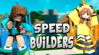 LORENA SE INDIGNA EN SPEED BUILDERS