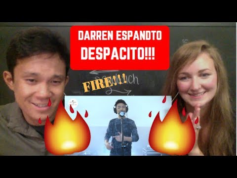 Darren Espanto - Despacito Remix feat. Justin Bieber - Luis Fonsi & Daddy Yankee REACTION