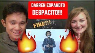 Darren Espanto - Despacito Remix feat. Justin Bieber - Luis Fonsi & Daddy Yankee REACTION