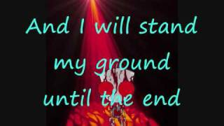 Escape the Fate - This War Is Ours -lyrics- (Guillotine Pt. 2)