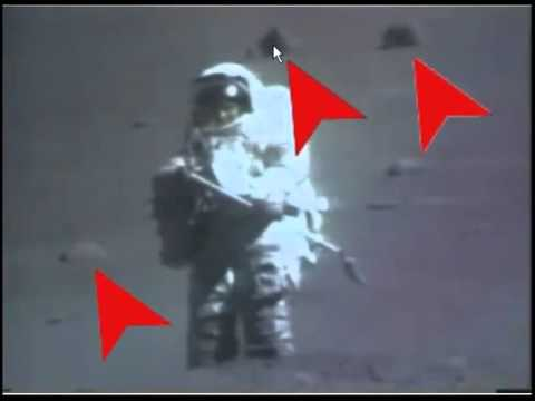 harrison schmitt apollo 17 moon walk faked? - YouTube