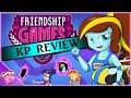 My Little Reviews: Friendship Games