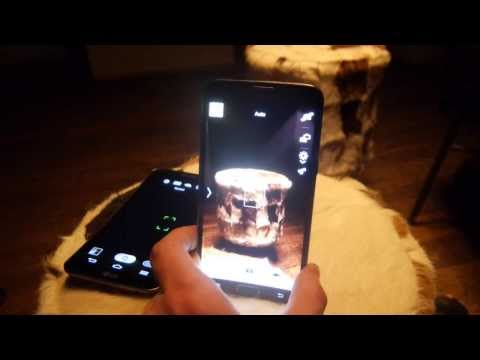 Samsung Galaxy Round vs. LG G Flex Hands On