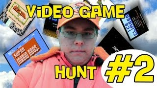 Video Game Hunt #2 - Foosball and PS1 -