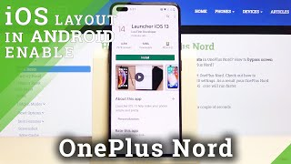 How to Download iOS Launcher in OnePlus Nord – Install iOS Launcher