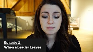 When a Leader Leaves