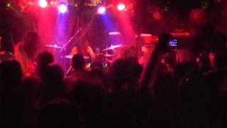 Church of Misery - Born to Raise Hell, Live in Athens Jul.07.2011
