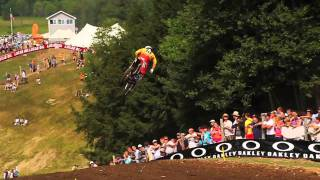 Unadilla is known for a few different parts to the track. One spot ...