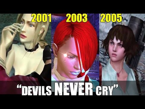 "Every Time ""Devils Never Cry"" Is Said In The Devil May Cry Series (DMC1-DMC5)"