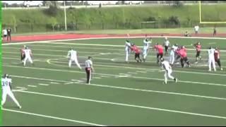 Nate Hobbs 2013 Football Highlights