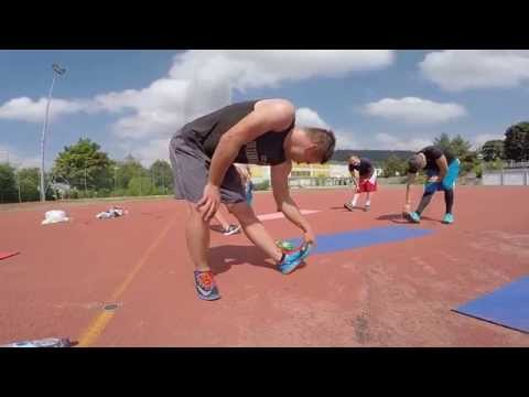 Fitness-Outdoor // Full stretching mit Milan Vukas