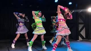 2018.5.5 静岡 LIVE ROXY わーすたの12カ月連続新曲の5月曲 PLATONIC GI...
