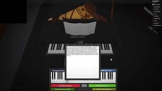 Pokemon - Lavender Town Tema Roblox Piano Virtual