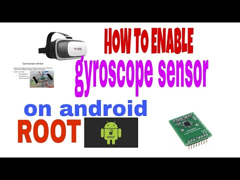 How To Install Gyroscope Sensor.. On All Most Any Rooted Device....