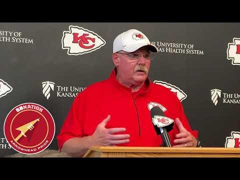 Chiefs' Andy Reid won't discuss Jalen Ramsey (NFL Week 3 2019)