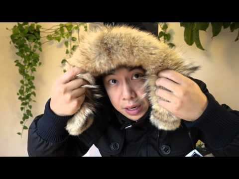 Canada Goose down online authentic - Nobis Cartel Bomber Jacket Review & Sizing - YouTube