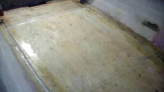 Boat Deck Installed