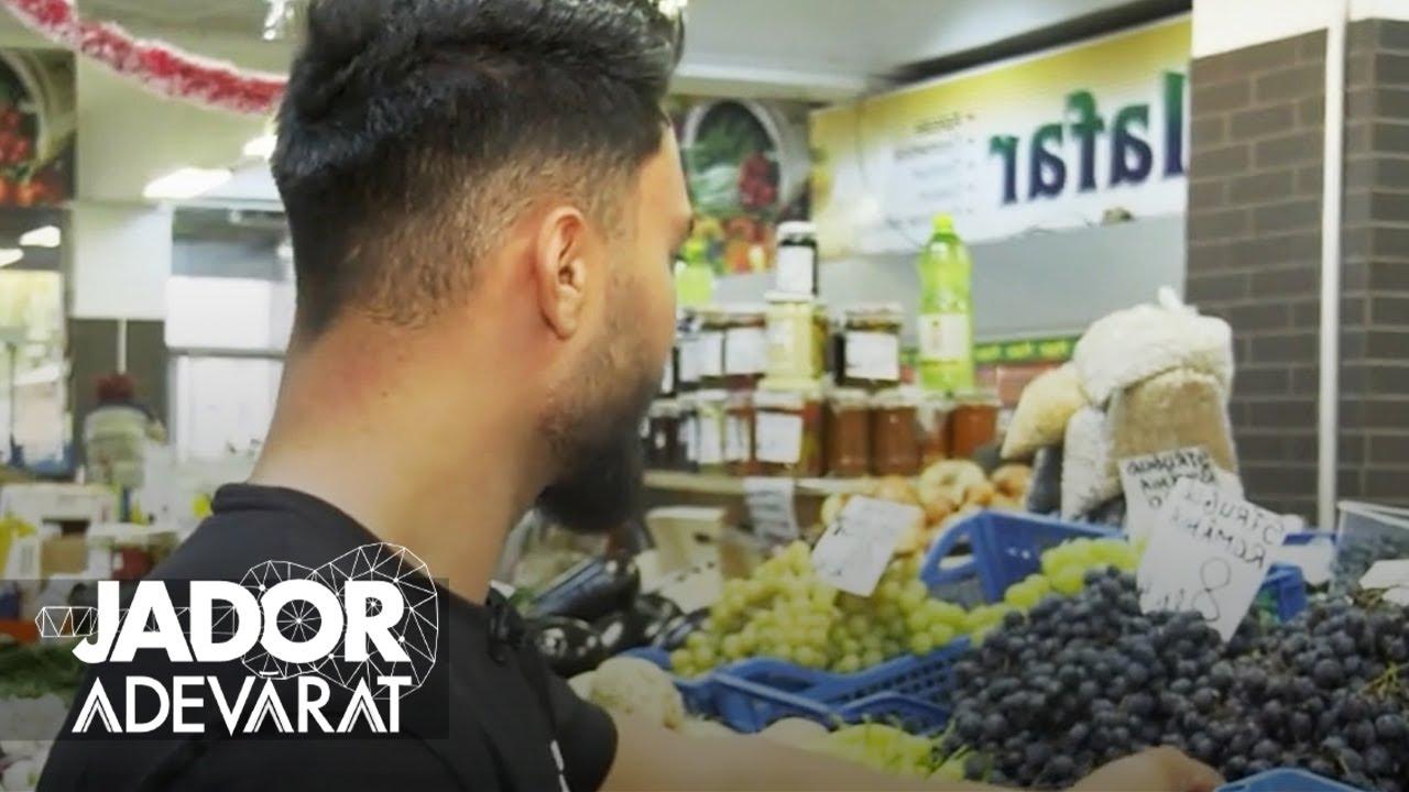 Jador a mers la piață și a pregătit masa: