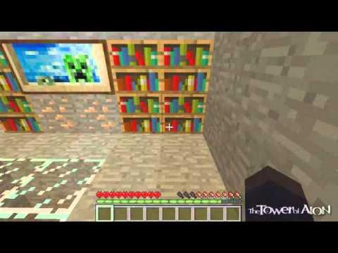 [Minecraft]ピストンを利用した隠し部屋や隠し扉の紹介(糞初級)