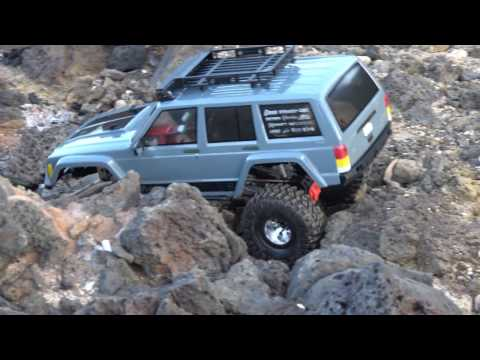 RC Crawler Scale Trail Meet - Sandy Beach, Hawaii