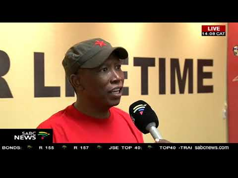 Malema calls for