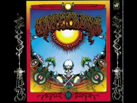 The Grateful Dead-Aoxomoxoa