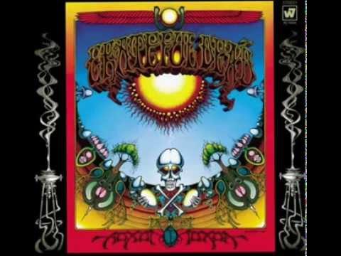 The Grateful Dead-Aoxomoxoa