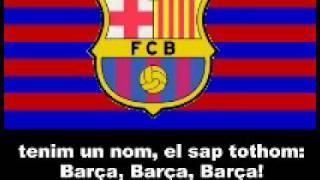 Hymn FC Barcelony + tekst