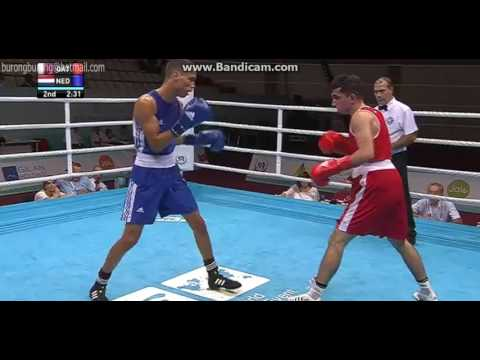 Qatar vs Netherlands boxing OLYMPIC Qualification Event