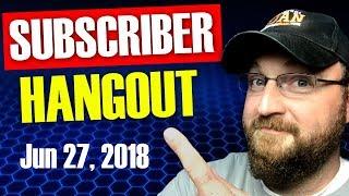 CF Live! | Subscriber Hangout