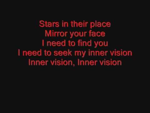 System of a Down - Inner Vision Lyrics