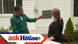 How to Paint an Exterior Metal Door | Ask This Old House