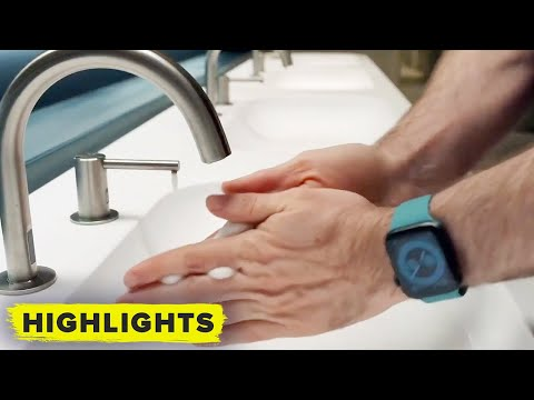 Handwashing app for Watch OS (Full Reveal)