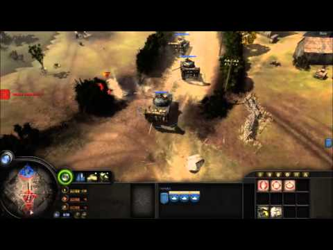 Company of Heroes Trainer Play