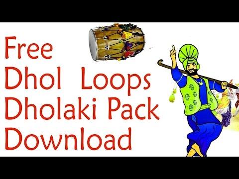 Dholki Sample Loop Pack Free Download