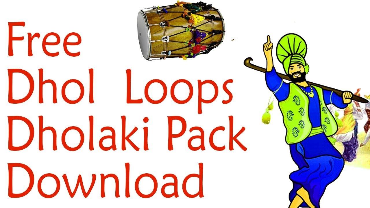 Free Punjabi Dhol Loops Pack Samples Free Download For Fl studio