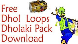 Free Punjabi Dhol Loops Pack Samples Free Download For Fl studio