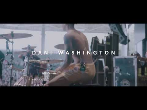 Dani Washington of Neck Deep (Gold Steps - Drum Cam)