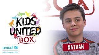 KIDS UNITED BOX #NATHAN