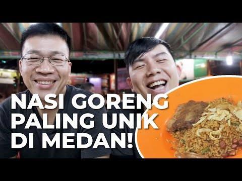 Nasi Goreng Anti Mainstream! Alternatif Nasi Goreng Mantul Di Kota Medan