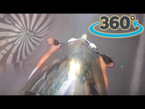 360  Cambodia Travel Video in Asia: VR Motorcycle Helmet View Ride to Phnom Penh Train Station
