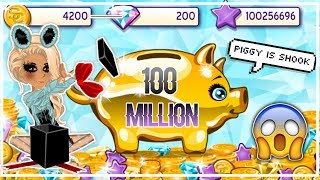 CLAIMING 100+ MILLION FAME & MOVIESTARPLANET LEVELS 72 & 73! 😱😱 | Lucky Lily