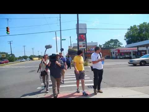 Open Carry in Detroit w/ Documentary Crew