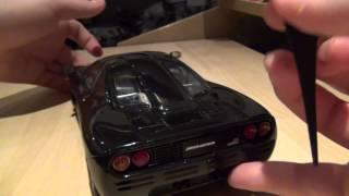 1 18 Autoart Mclaren F1 Review