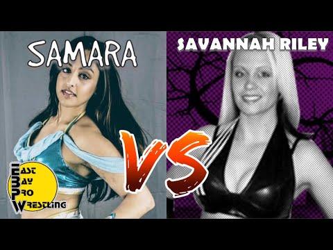 EBPW: Samara vs Savannah Riley