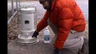 Kerosene Heaters: How To Properly Fill A...