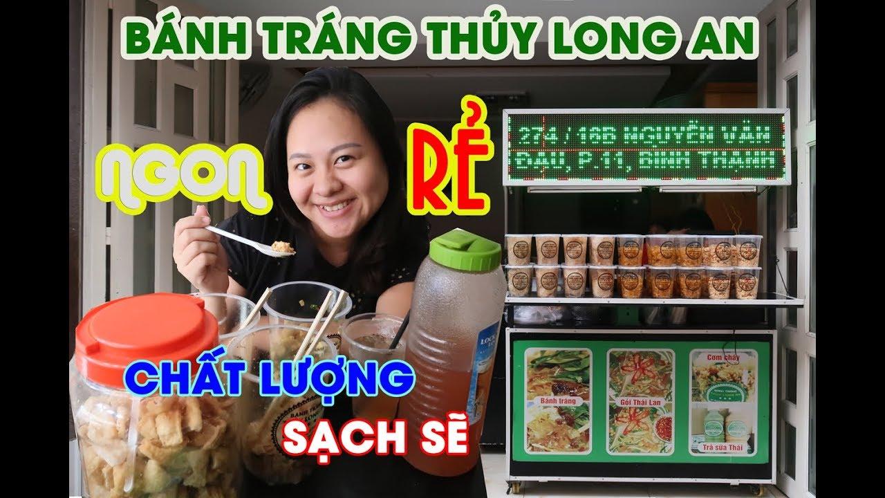 Huyền Thoại Vy và câu chuyện Bánh Tráng Sa Tế Long An (Bánh Tráng Thủy) – Món ăn vặt tuổi thơ